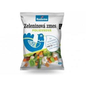 Zeleninová zmes polievková 400g - FROD
