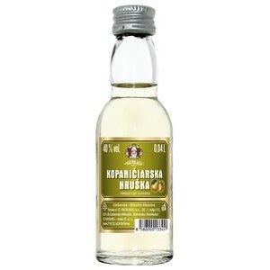 Kopaničiarska hruška St. Nicolaus Klasik 40% 40ml