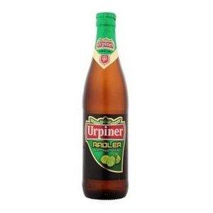 Pivo Urpiner Radler 0,5l/fľaša