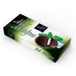 Medailóny Mint- fondánové kolieska v čokoládovej poleve 145 g