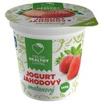 "Smotanový jogurt jahodový ""FRESH"" 145g"