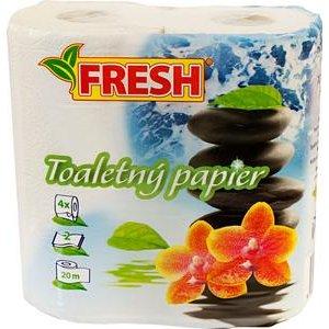 "Toaletný papier 4ks ""FRESH"""