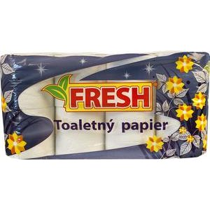 "Toaletný papier 8ks ""FRESH"""