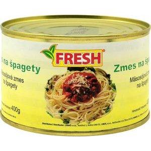 """Zmes na špagety """"FRESH"""" 400g"""