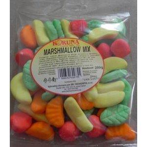 Koruna-cukríky Marshmallov MIX 200g