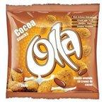 Olla - plnené kukuričné oriešky s kakaovým krémom 200g