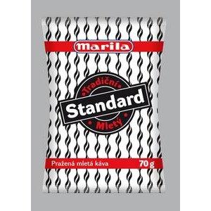 Káva Marila -štandard mletá 70g