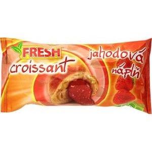 Croissant Fresh jahodový 55g
