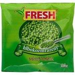 FRESH - Hlbokomrazený zelený hrášok 300g
