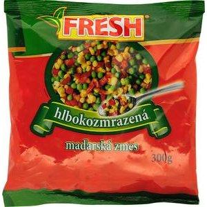 FRESH - Hlbokomrazená maďarská zmes 300g