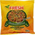 FRESH-Hlbokomrazená zmes s kukuricou 300g