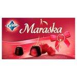 Maraska dezert - pralinky s višňovo-alkoholovou náplňou v horekej čokoláde 137g