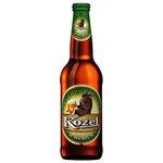 Pivo Velkopopovický kozel 11% 0,5l/fľaša