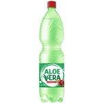 Aloe Vera a Brusnica - jemne sýtená 1,5l