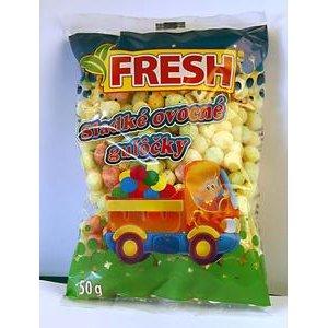 Sladke ovocne Gulocky Fresh 50g