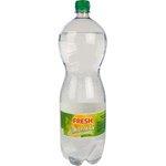 Citronový sýtený nápoj FRESH 2l PET