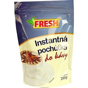 Fresh - instantná pochúťka do kávy 200g