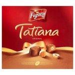 Tatiana dezert Figaro-mliečna čokoláda s celým orieškom a nugátovým krémom194g