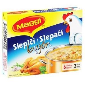 Bujon Maggi Slepaci 3l/60g