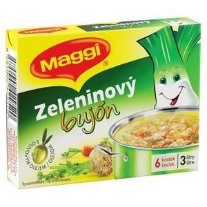 Bujón Maggi Zeleninový 3l/60g