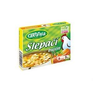 Bujón Carpathia Slepačí 3l/60g