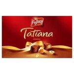Tatiana dezert Figaro-mliečna čokoláda s celým orieškom a nugátovým krémom 140g