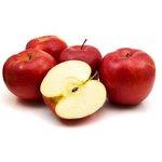Jablká červené/tácka
