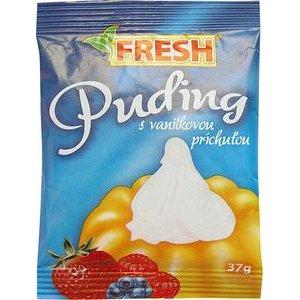 Fresh-pudingový prášok vanilkový 37g
