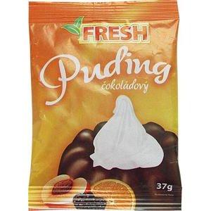 Fresh-pudingový prášok čokoládový 37g