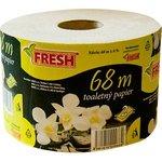 "Toaletný papier 1x68m ""FRESH"""