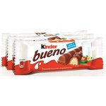 Kinder Bueno 3x43g multipack