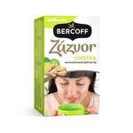 Čaj Klember Zázvorový s príchuťou limetky Proti silnej chrípke 40g