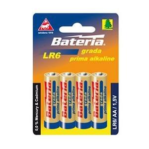 Bateria Prima Grada LR6/4ks