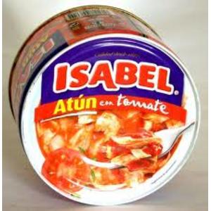 Tuniak v paradajkovej omáčke Isabel 400g