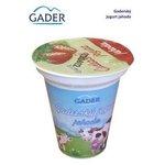 Gadersky jogurt jahodovy 145g