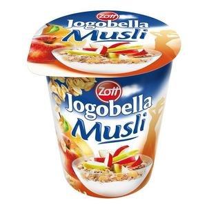 Jogobella musli 150g Clasic Hrozno-Figy,Jablko-Hruška