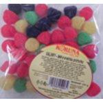 Koruna-cukríky malinky 200g