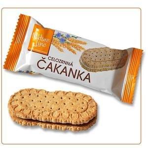 Čakanka-celozrnná sušienka s kávovinovou náplňou 32g