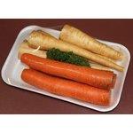 Balená zelenina - mrkva s petržlenom