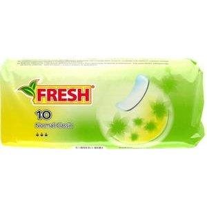 FRESH-hygienické vložky Normal Classic 10ks(bez krídelok)