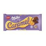 Čokoláda Milka New Caramel 100g