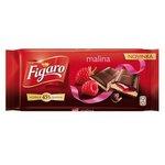 Figaro čok.horká-malinová 100g