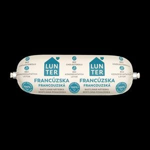 Lunter Francúzska rastlinná nátierka s tofu pasterizovaná v črievku 100 g