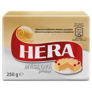 Hera maslová príchuť 250g