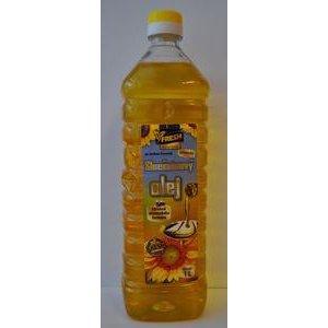 """Slnečnicový olej lisovaný za studena """"FRESH EXLUSIVE"""" 1l"""