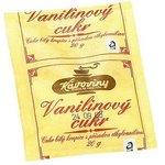 Vanilinový cukor Kávoviny 20g