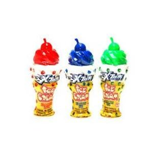 Ice cream - tekutá želé cukrovinka v plastovej hračke 25g