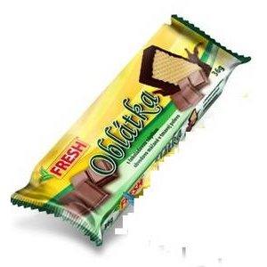 Oblátky Fresh čokoládové 36g