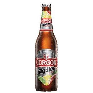 Corgoň Radler citrus 10° 0,5l/fľaša