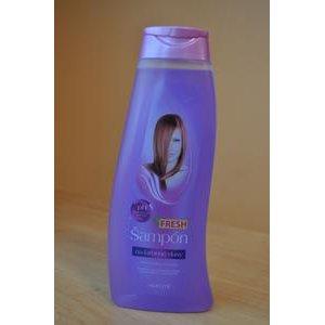"""Šampón """"FRESH"""" na farbené vlasy 400ml"""